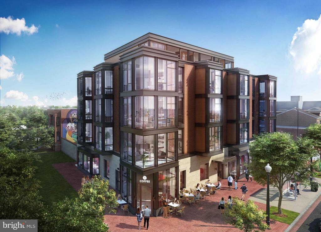 Exterior (Front) - 801 VIRGINIA AVE SE #206, WASHINGTON