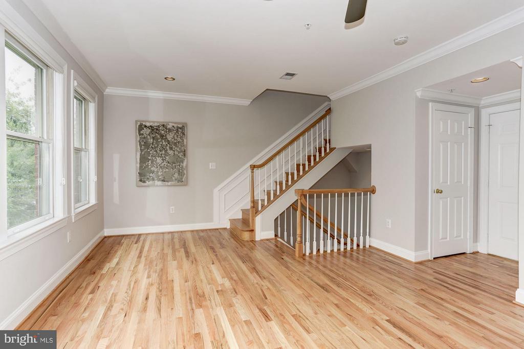 Recreation Room - 1123 KIRKWOOD RD, ARLINGTON
