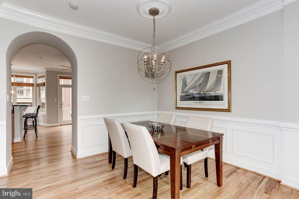 Dining Room - 1123 KIRKWOOD RD, ARLINGTON