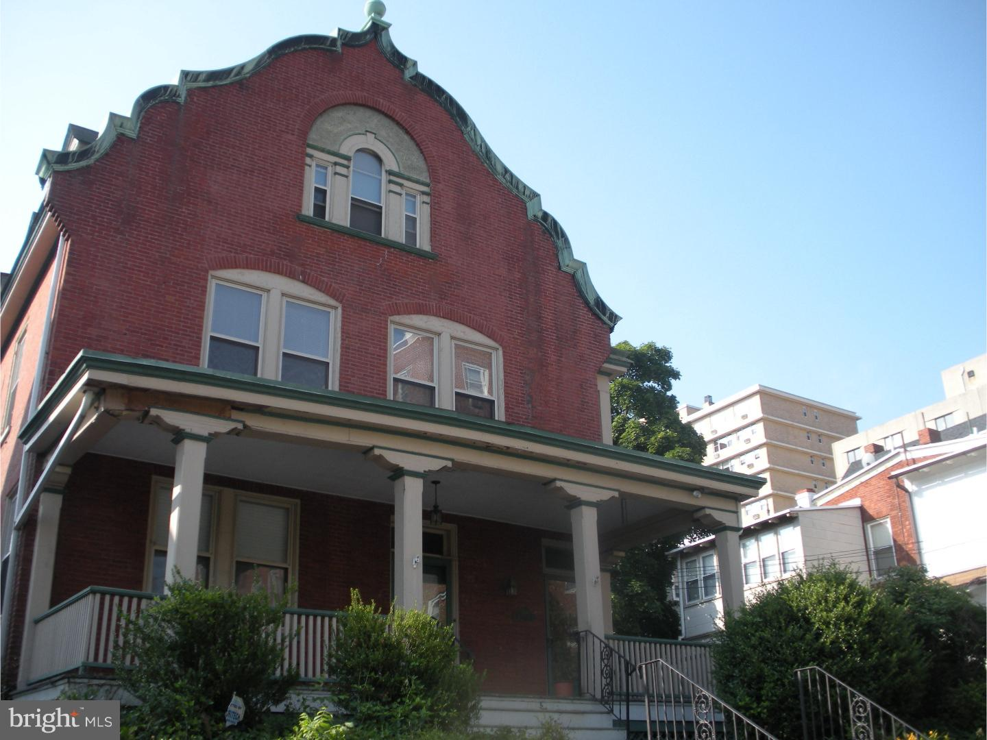 Photo of home for sale at 1500 Franklin Street, Wilmington DE