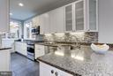 Renovated White Kitchen - 5464 31ST ST NW, WASHINGTON