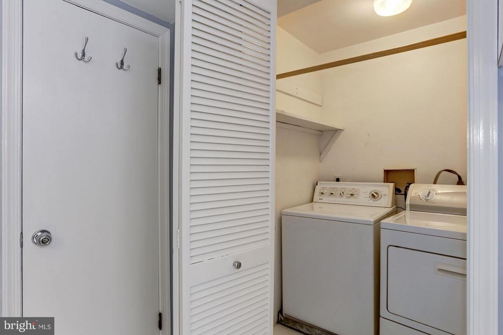 Laundry on 2nd Level - 5464 31ST ST NW, WASHINGTON