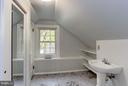 Attic Powder Room - 5464 31ST ST NW, WASHINGTON