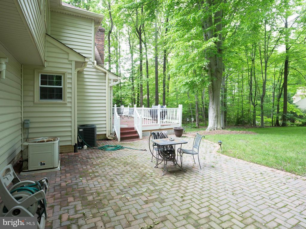 Deck/Patio - 10618 CANTERBERRY RD, FAIRFAX STATION