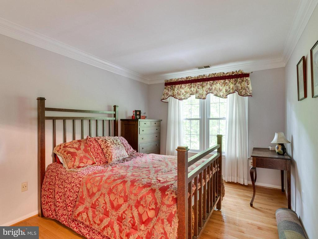 Bedroom #4 - 10618 CANTERBERRY RD, FAIRFAX STATION