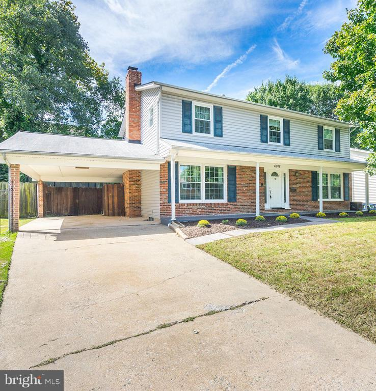 6018  SHAFFER DRIVE 22310 - One of Alexandria Homes for Sale