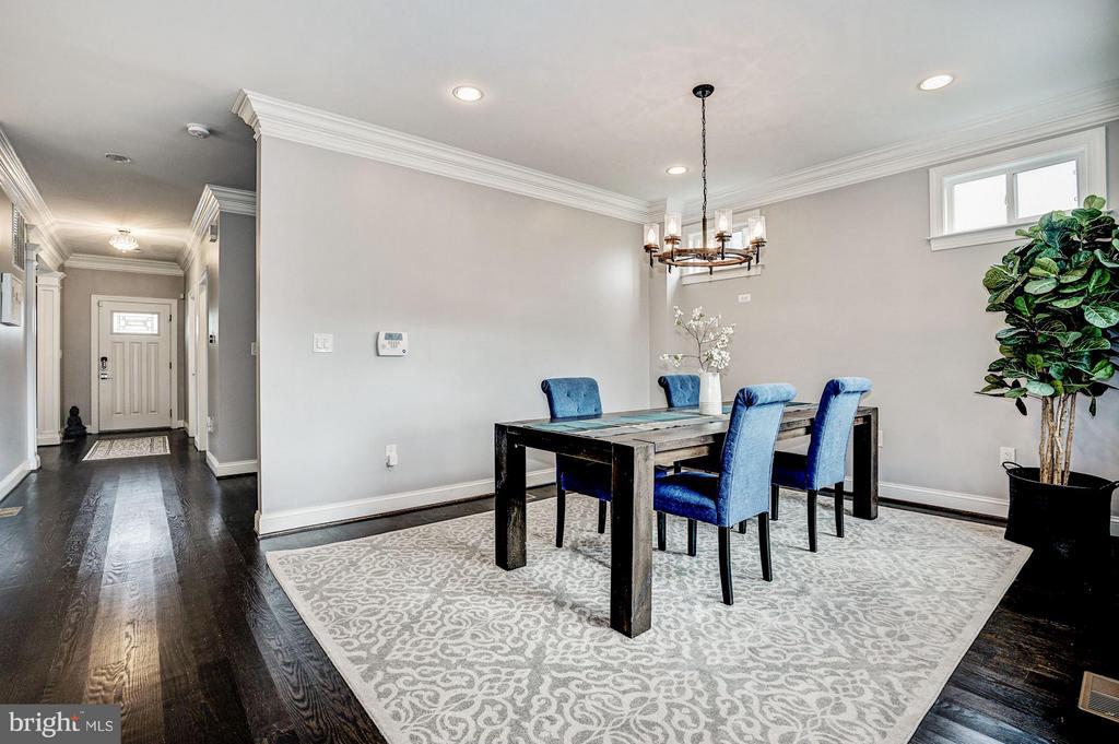 Dining Room - 2500 WASHINGTON BLVD, ARLINGTON