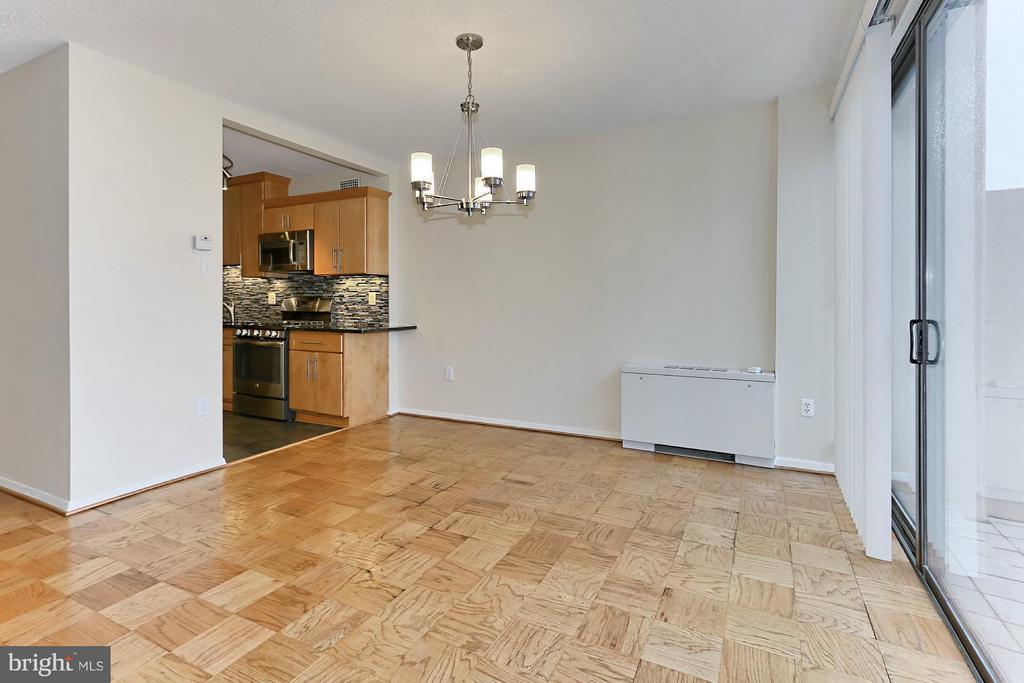 Dining Room - 4141 HENDERSON RD #1226, ARLINGTON