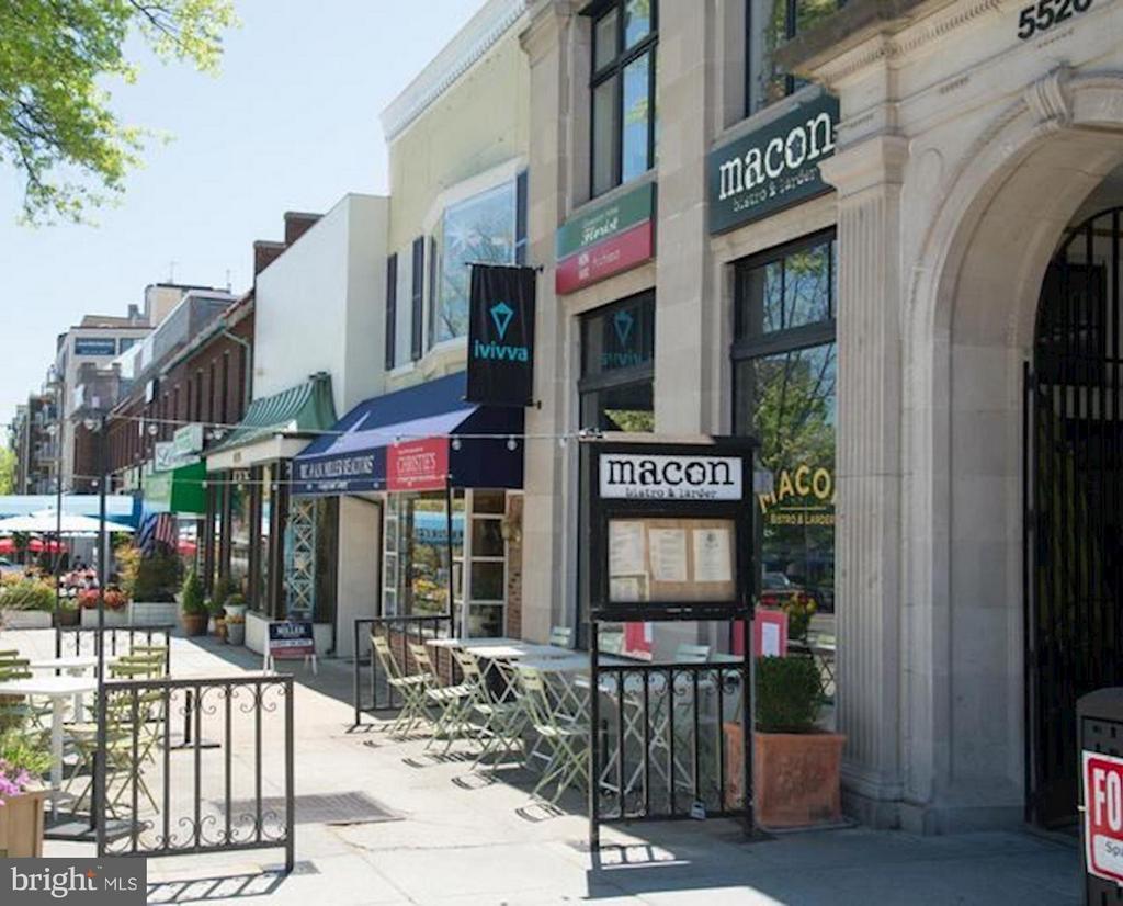 Restaurants Along the Avenue - 5464 31ST ST NW, WASHINGTON