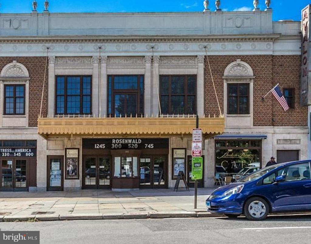 The Avalon Movie Theater - 5464 31ST ST NW, WASHINGTON
