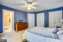 2nd Bedroom - 2550 HOLLY MANOR DR, FALLS CHURCH