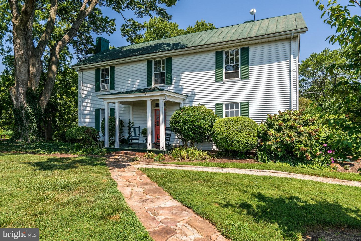 Single Family for Sale at 16401 Ryland Chapel Rd Rixeyville, Virginia 22737 United States