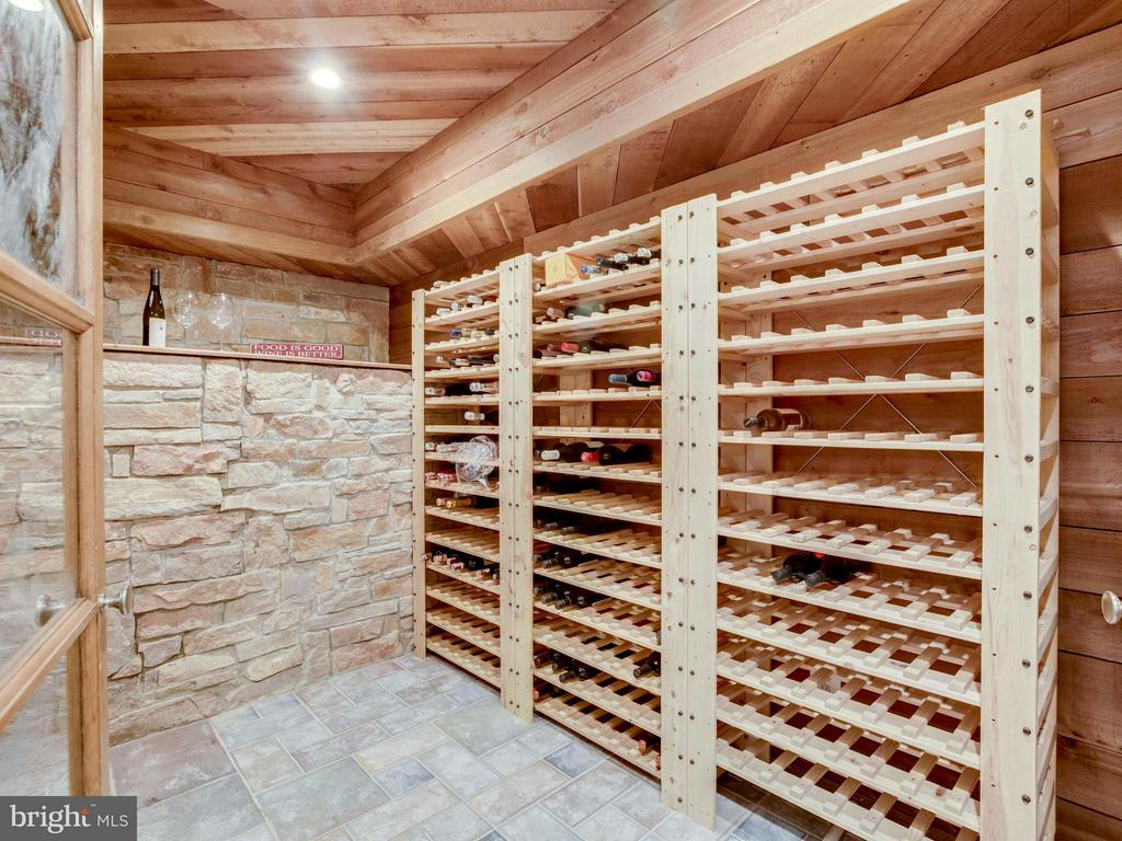 Wine Cellar - 6612 RIDGEWAY DR, SPRINGFIELD