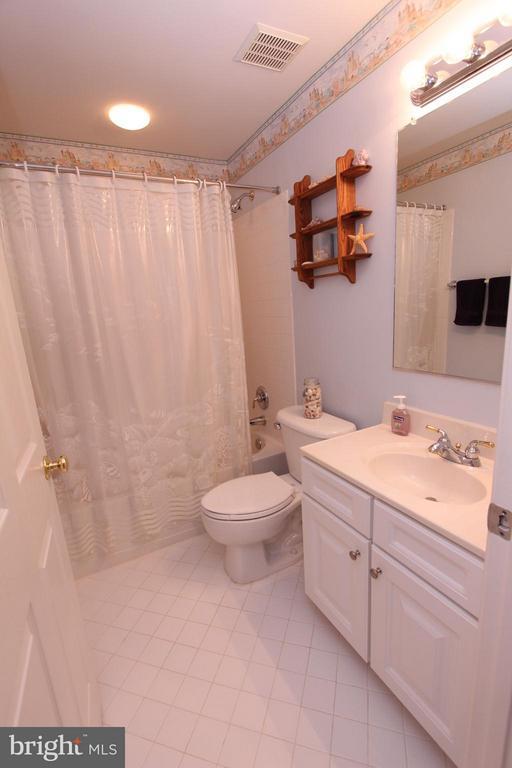 Lower Level Full Bath - 43499 CROSS BREEZE PL, ASHBURN