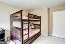 Bedroom 2 (Upper Level) - 4422 TULIP TREE CT, CHANTILLY