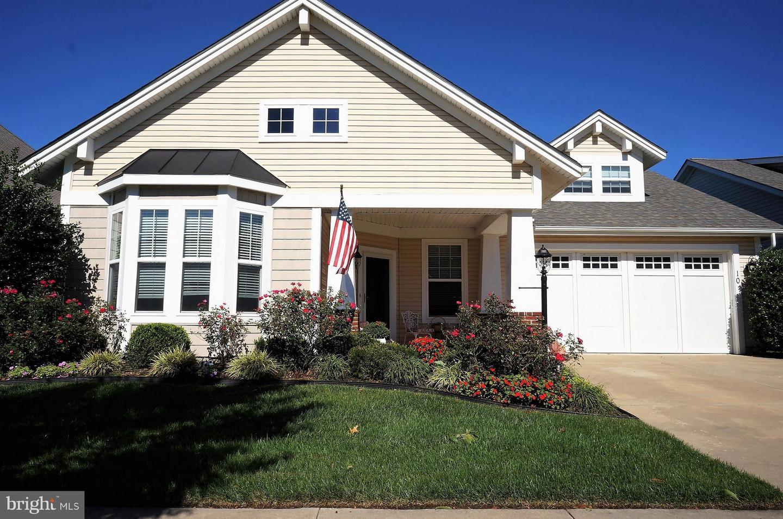 Частный односемейный дом для того Продажа на 10 AMANDAS TEAL Drive Bridgeville, Делавэр 19933 Соединенные ШтатыВ/Около: Bridgeville