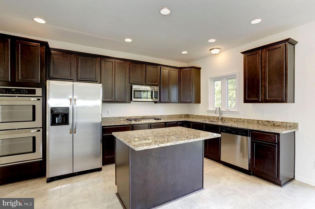 Kitchen - LOT 137, CULPEPER