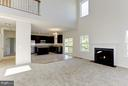 Family Room - LOT 137, CULPEPER
