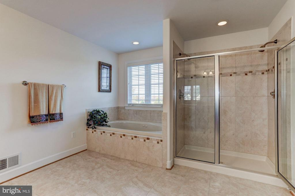 Master Bathroom - QUARTZ - LOT 6 AVE, CULPEPER