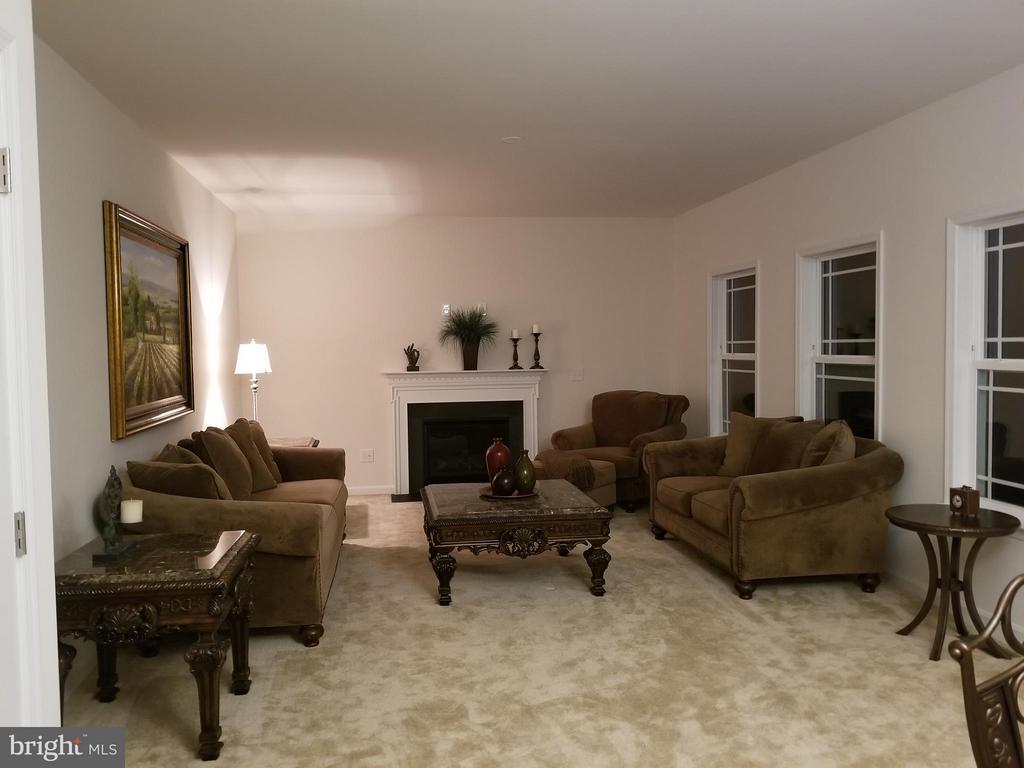 Family Room - LOT 178, CULPEPER