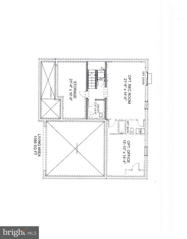 Basement Level - LOT 179, CULPEPER