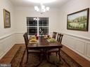 Dining Room - LOT 178, CULPEPER