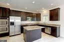 Kitchen - QUARTZ - LOT 13 AVE, CULPEPER