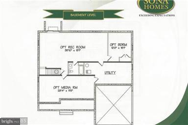 Basement - QUARTZ - LOT 13 AVE, CULPEPER