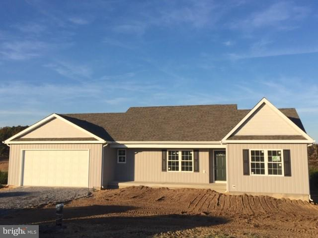 Single Family for Sale at Lot 36 Christo Rey Dr Clear Brook, Virginia 22624 United States