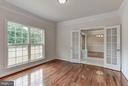 Living Room with optional doors - QUARTZ - LOT 14 AVE, CULPEPER