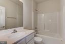 Hall Bathroom - QUARTZ - LOT 14 AVE, CULPEPER