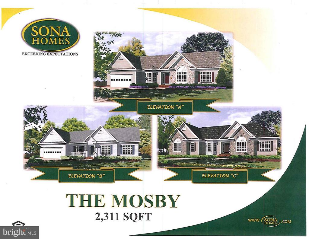 The Mosby Model - QUARTZ - LOT 14 AVE, CULPEPER