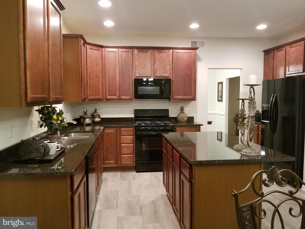 Kitchen - MINERAL WAY, CULPEPER