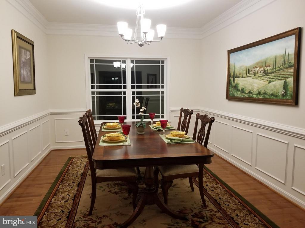 Dining Room - MINERAL WAY, CULPEPER