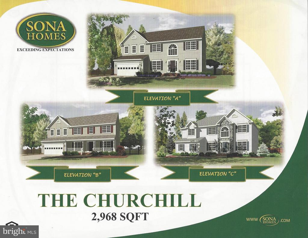 Choose your elevation! - LOT 145, CULPEPER