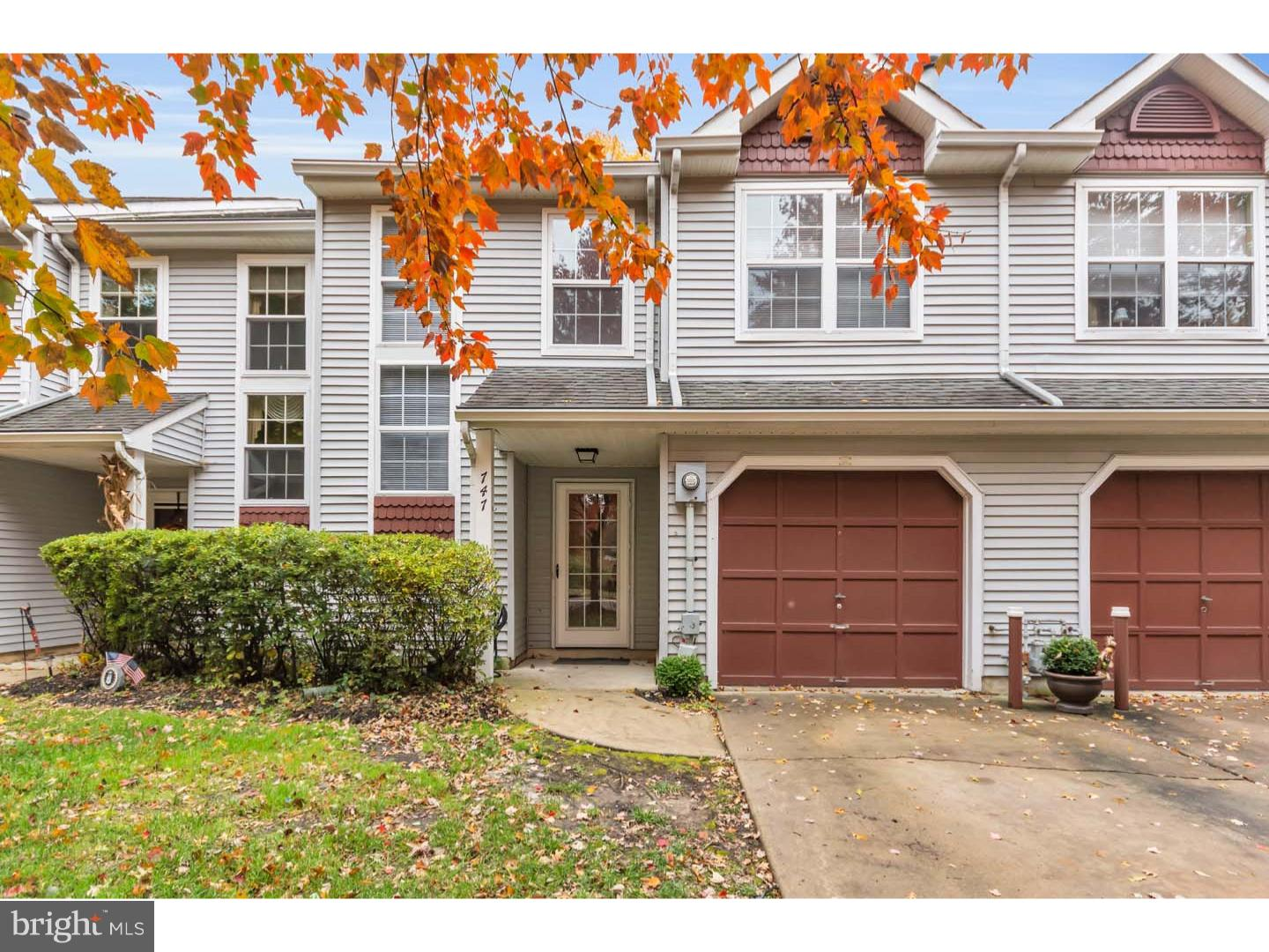 Photo of home for sale at 747 Quail Place, Deptford NJ
