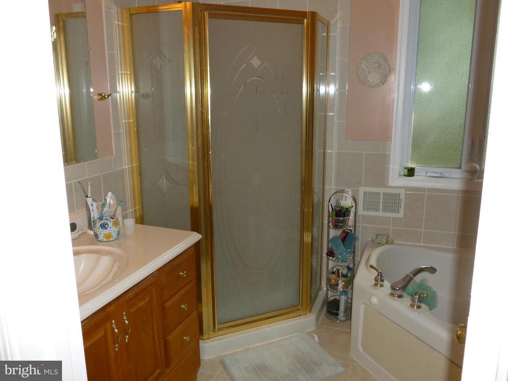 Bath (Master) - 8738 ARLEY DR, SPRINGFIELD
