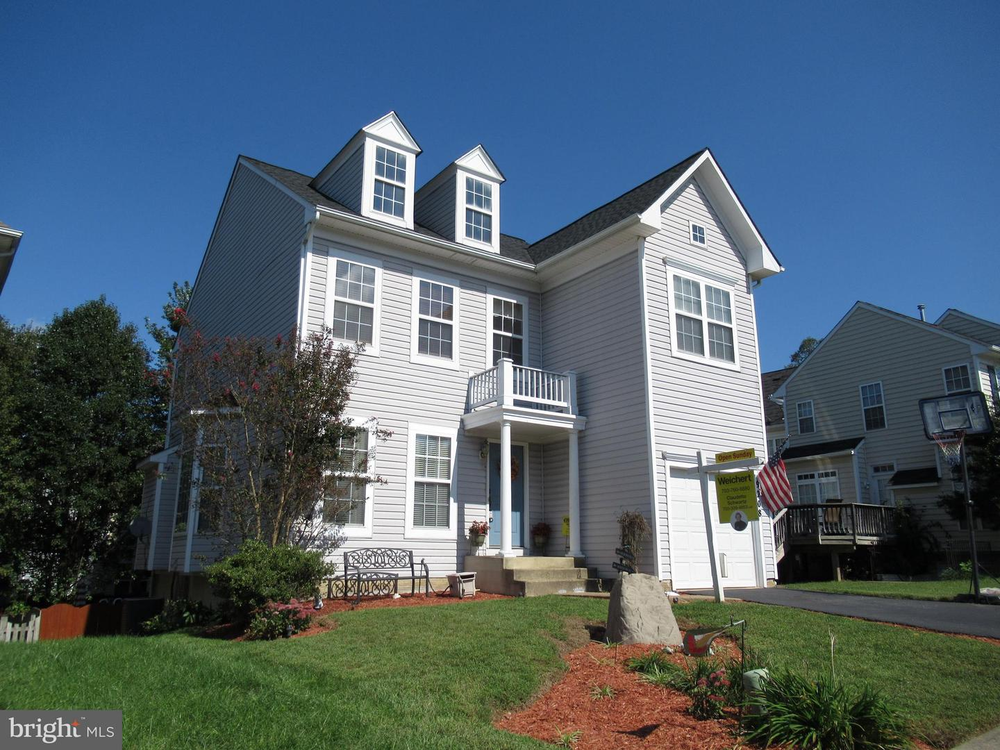 Single Family for Sale at 9208 Greenshire Dr Manassas Park, Virginia 20111 United States