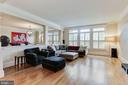 Living Room - 6320 WASHINGTON BLVD, ARLINGTON