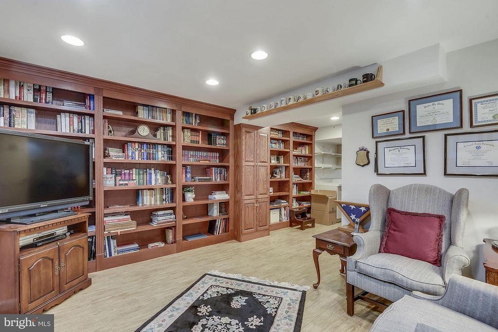 Family Room - 2542D ARLINGTON MILL DR, ARLINGTON
