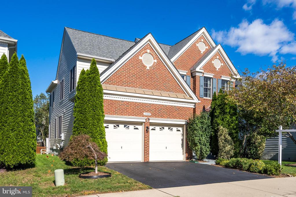 Toll Bros Mt.Vernon Model -4,376 Finished Sq Ft. - 25929 QUINLAN ST, CHANTILLY