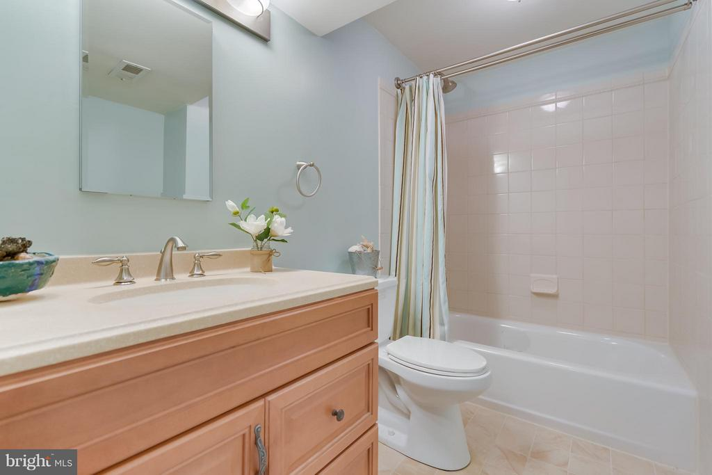 Basement Full Bath - 25929 QUINLAN ST, CHANTILLY