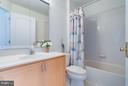 Upper Level Hall Bath - 25929 QUINLAN ST, CHANTILLY