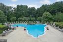 Outside swimming pool - 6109 GREENBRIER RIVER RD, FREDERICKSBURG