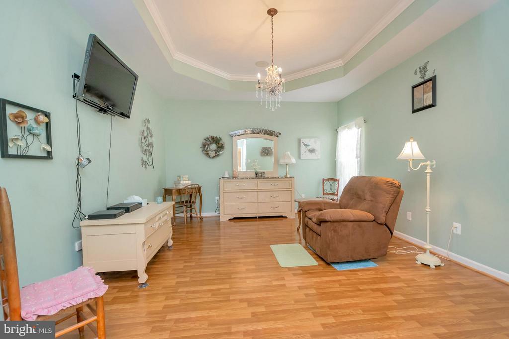 Bedroom (Master) - 6109 GREENBRIER RIVER RD, FREDERICKSBURG