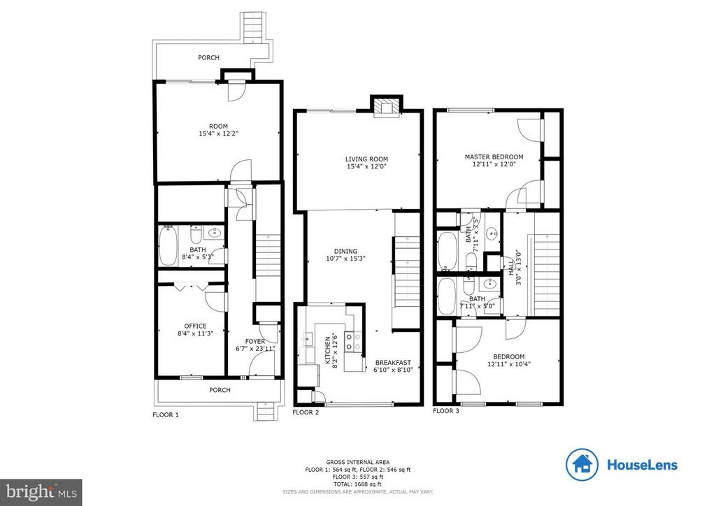 Floor Plans - 2126 HUTCHISON GROVE CT, FALLS CHURCH