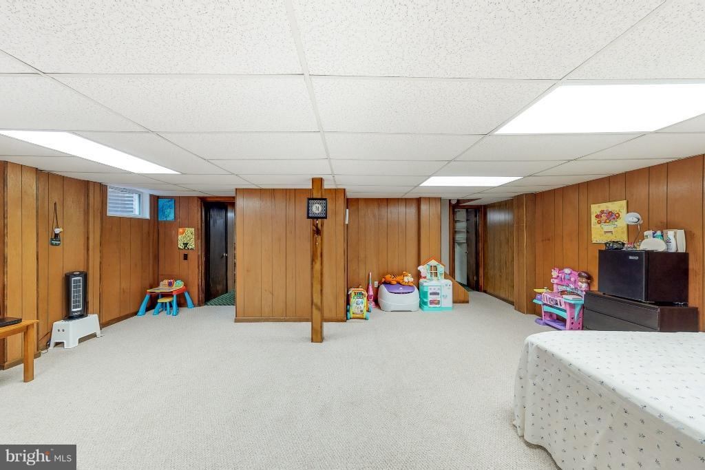 Basement - 18404 BEECH LN, TRIANGLE
