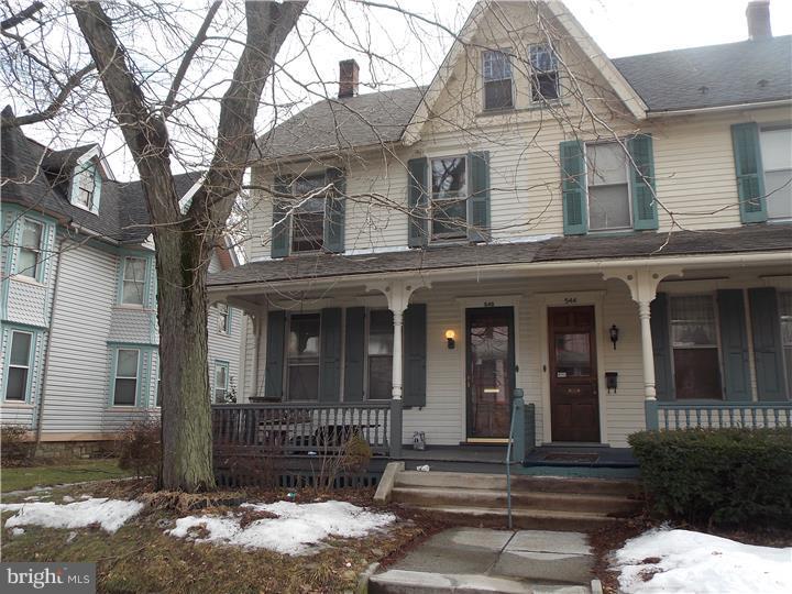 Enfamiljshus för Hyra vid 546 E CHESTNUT Street Coatesville, Pennsylvania 19320 Usa