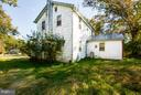 Exterior~side view of second home - 15854 SAINT ANTHONY RD, THURMONT
