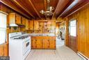 Kitchen - 15854 SAINT ANTHONY RD, THURMONT